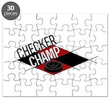 Checker Champ Puzzle