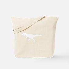Tyrannosaurus Rex Silhouette Tote Bag
