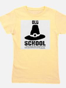Old School Reformed Puritan Girl's Tee