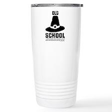 Old School Reformed Puritan Travel Mug