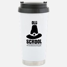 Old School Reformed Puritan Travel Mug