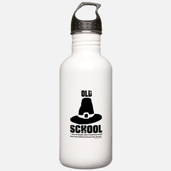 Old School Reformed Puritan Water Bottle