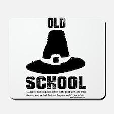 Old School Reformed Puritan Mousepad