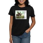 OUR FIRST TEACHER Women's Dark T-Shirt