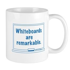 Whiteboards Are Remarkable Mug