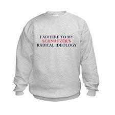 Schnauzers Radical Ideology Sweatshirt