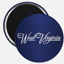 West Virginia State of Mine Magnets