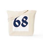 Freak 68 Tote Bag