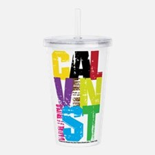 Reformed Calvinist Acrylic Double-wall Tumbler