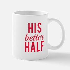 His better half Mugs