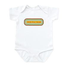 Dynomite Infant Bodysuit