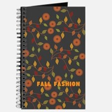 Custom Pretty Fall Fashion Bright Floral Grey Jour