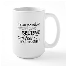 Motivational Saying Mug