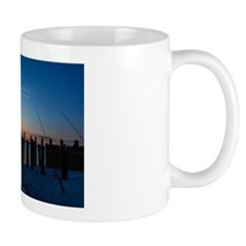 New Jersey Fishing. Mug Mugs