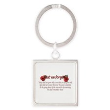 lest we forget Keychains