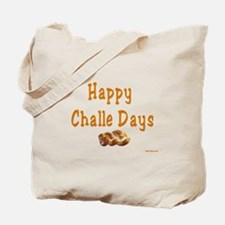 JEWISH HAPPY CHALLE HOLIDAYS Tote Bag