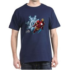 Holiday Iron Man T-Shirt