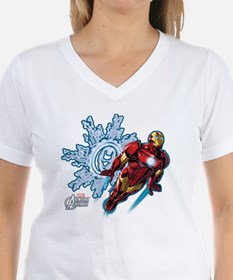 Holiday Iron Man Shirt