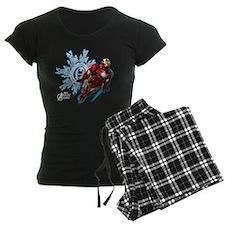 Holiday Iron Man Pajamas