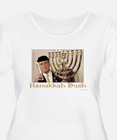 Hanukkah Bush T-Shirt