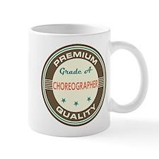 Choreographer Vintage Small Small Mug