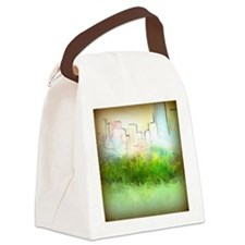 Sun's Warmth Canvas Lunch Bag