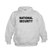 NATIONAL SECURITY T-SHIRT BOR Hoodie