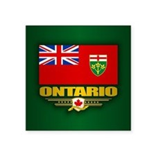 Ontario Flag Sticker