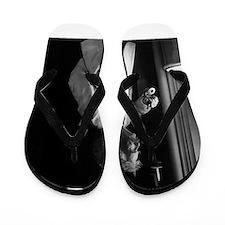mark twain Flip Flops