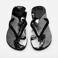 henry david thoreau Flip Flops