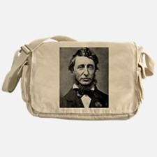 henry david thoreau Messenger Bag