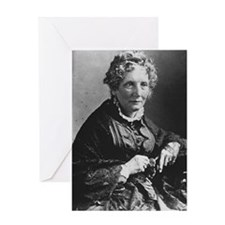 harriet beecher stowe Greeting Cards