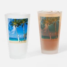 Cute Pacific ocean Drinking Glass