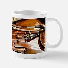 Vintage Violin Mug