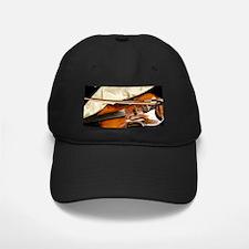Vintage Violin Baseball Hat