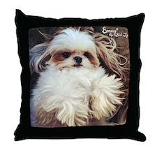 Cute Snuggle Throw Pillow