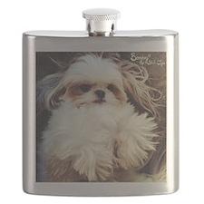 Unique Fluffy Flask