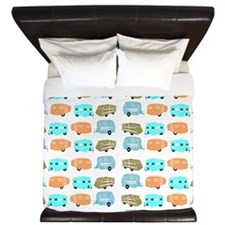 Rambling RVs King Duvet