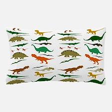 Dinosauria Pillow Case