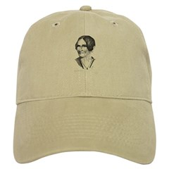 Lydia Maria Child Baseball Cap