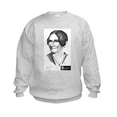 Lydia Maria Child Sweatshirt