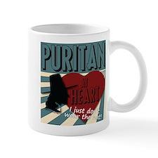 A Puritan At Heart Mugs