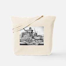 Longtail Decoy Tote Bag