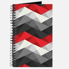 Abstract Chevron Journal