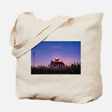 East Point Light. Tote Bag