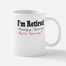 Humorous Retirement Gifts Mugs