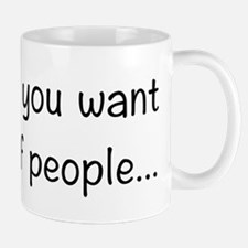 Deaf People: Say What You Want Mug