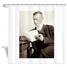 herman hesse Shower Curtain