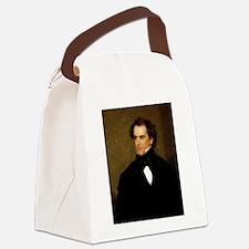nathaniel hawthorne Canvas Lunch Bag