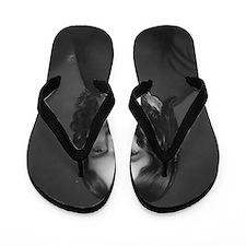elizabeth barrett browning Flip Flops